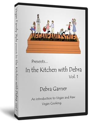 In the Kitchen with Debra Vol 1