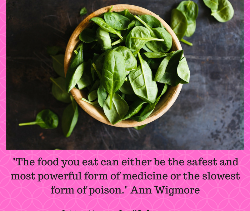 Your Food Can Either Poison You or Be The Best Medicine You Can Buy